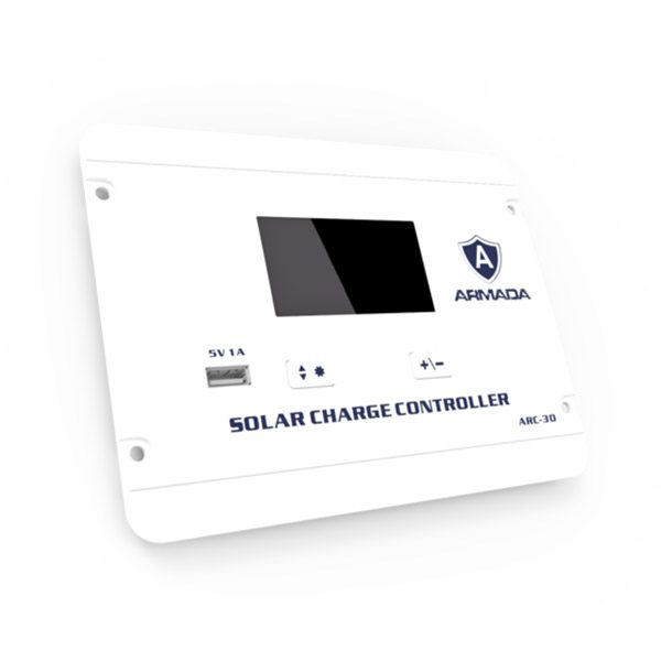 Nova independent resources Armada 30 Amp digital charge controller